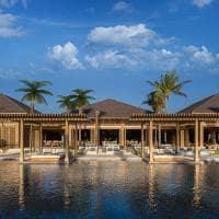 Banyan tree mayakoba piscina e beach club