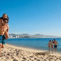 Breathless cabo san lucas amigos na praia