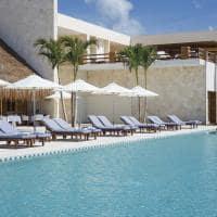 Chablemaroma piscina area