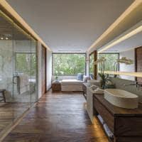 Chablemaroma vista banheiro quarto