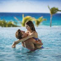 Leblanc cancun casal piscina