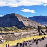 Pacote México: atração turística Templo Sol Teotihuacan, Cidade México