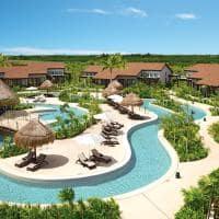 Villas familiares no Dreams Playa Mujeres