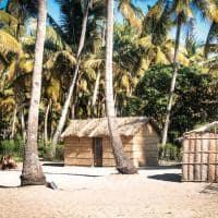 Praia do tofo inhambane mocambique