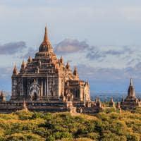 Viagem Myanmar: atrações turísticas templos Bagan