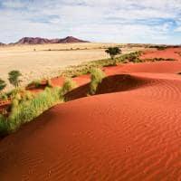 Paisagem da namibia