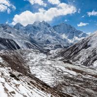 Atração turística Parque Nacional Sagarmatha, Himalaia, Nepal