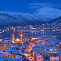 Noruega tromso cidade