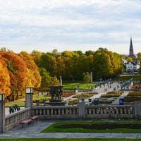 Oslo vigeland park