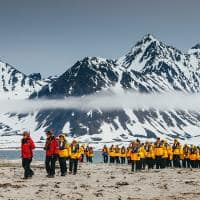 Quarkexpeditions spitsbergen atividade
