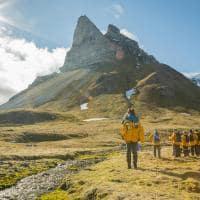 Quarkexpeditions spitsbergen caminhada