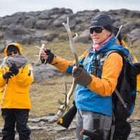 Quarkexpeditions spitsbergen hiking