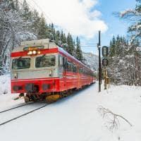Trem na Noruega