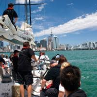America's Cup Exerience em Auckland