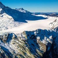 Bonar Glacier Mt Aspiring