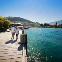 Lago Wakatipu, Queenstown