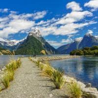 Milford Sound, Ilha Sul, viagem Nova Zelândia