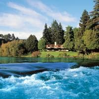 Pacote Nova Zelândia Luxo, Huka Lodge