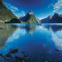 Passeio para Milford Sound, Nova Zelândia