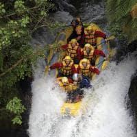 Rafting no Kaituna River