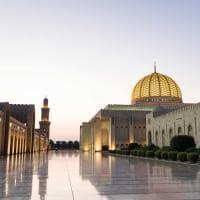 Grande mesquita oma