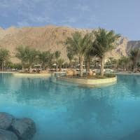 Six senses zighy bay piscina