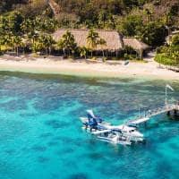 Píer, Kokomo Private Island Resort
