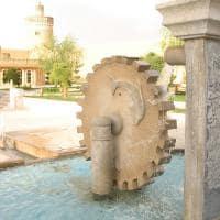 Monumento a céu aberto em Isfahan