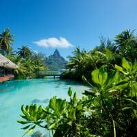 Pacote Tahiti Intercontinental Bora Bora Resort Thalasso Spa