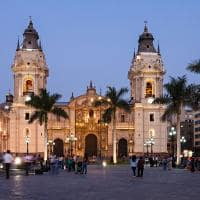 Basílica em Lima, Peru