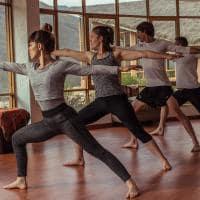 Peru yoga lares mountain lodge