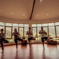 Peru yoga lares