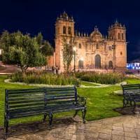 Ponto turístico Cusco Peru