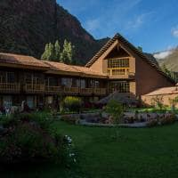 Prédio do Lamay Lodge