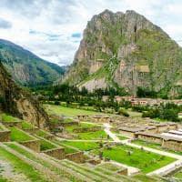 Templo do Sol, Peru