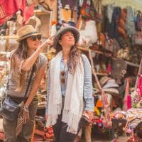 Visita a vilarejos no Peru