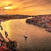 cidade Porto vista