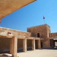 Atração turística Forte Zubarah Al Zubara, Qatar, EAU