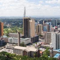 Nairóbi, a capital queniana