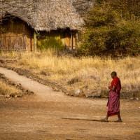Povo masai turismo Quênia viagem África