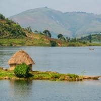 Ruanda lago kivu
