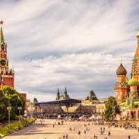 Praça Vermelha - Moscou, Rússia.