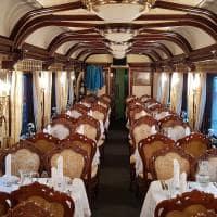 Transiberiano restaurante imperial style