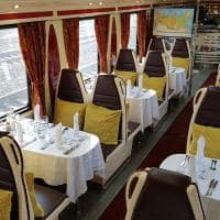 Transiberiano restaurante modern style