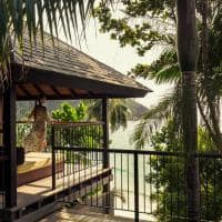 Deck Ocean View Villa, Four Seasons Seychelles