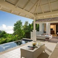 Hillside Pool Villa, Banyan Tree Seychelles