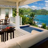 Intendance Pool Villa, Banyan Tree Seychelles