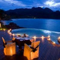 Jantar romântico, Sea and Stars