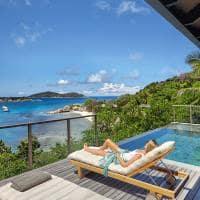 Ocean Front Pool Villa, Six Senses Zil Pasyon
