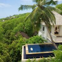 Pacote Ilhas Seychelles, Banyan Tree Seychelles